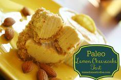 Paleo Lemon Cheesecake - Hail Merry Knock-Off