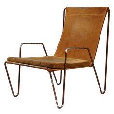 Bachelor Lounge Chair By Verner Panton
