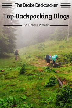 Looking for travel inspiration? Check out the top backpacking blogs for extreme adventures, off the beaten path travel and budget hacks!