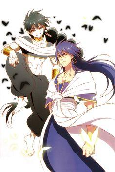 Judar and Sinbad