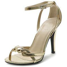 Ollio Women's Shoe High Heel Front Twisted Ankle Strap Dr... https://www.amazon.com/dp/B00MV4QJE4/ref=cm_sw_r_pi_dp_MrtMxbZDNJPNK
