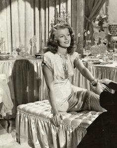 """fuckindiva: """" Rita Hayworth as Gilda, 1946 """""""