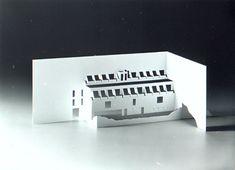 pop up architecture intéressant pour les 3ème