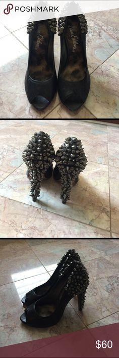 Sam Edelman Spike Heels! Sam Edelman Spike Heels! Black size 7.5 Sam Edelman Shoes Heels