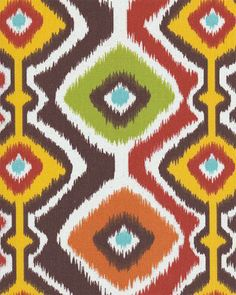 Mesa Chocolate - Indoor/Outdoor | Online Discount Drapery Fabrics and Upholstery Fabric Superstore!