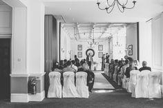 Wedding ceremony at Horsley Park http://mariaassia.com/horsley-park-quirky-lavender-autumn-wedding/