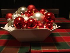 christmas table decorations ideas | Prepare your Home Decorations For 2013 Holidays