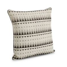 #Colours Clarenza Geometric Black  White Cushion #Clarenza Geometric Black and White Cushion.This woven cushion has a beautiful black and white geometric design andwould be the perfect addition for keeping your living room on trend. (Barcode EAN=5052931735105)