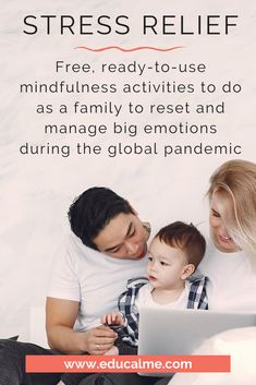 Social-Emotional Learning at Home: Remote Teaching & Learning - Educalme Mindfulness Exercises, Mindfulness Activities, Social Emotional Development, Social Emotional Learning, Kids Mental Health, Teacher Education, Learning Environments, Stress Management, Stress Relief