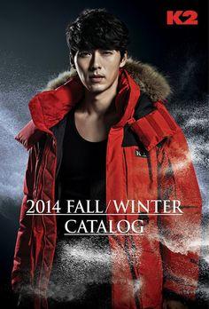 Hyun Bin ~ K2 F/W 2014