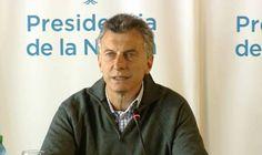 Conferencia de Prensa del Presidente de la Nación, Mauricio Macri