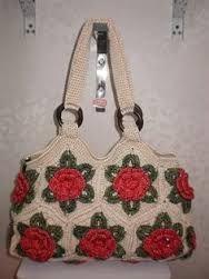 Resultado de imagen para pinterest flores tejidas a crochet