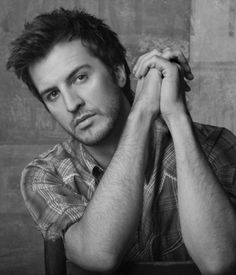 Luke Bryan-cute, funny, smart.  Nice voice.  GREAT teeth (tho you cannot see them here)!  :)