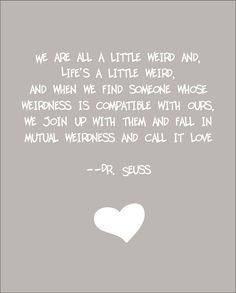 love dr.seuss