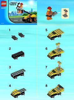 Huge database of LEGO Instructions from 1965 to 2014.