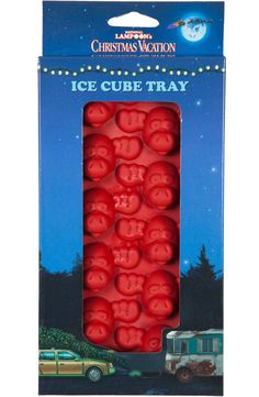 Griswold Moose Ice Cube Tray made by ICUP Inc. in collections: Movies: National Lampoons Vacation: Christmas Vacation: Walley World Griswold Christmas Vacation, Lampoon's Christmas Vacation, Christmas Movies, All Things Christmas, Christmas Holidays, Tacky Christmas, Christmas Ideas, Lampoons Christmas, Moose Mug