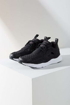 Reebok Furylite New Woven Sneaker  UrbanOutfitters Reebok Furylite f83bb783f