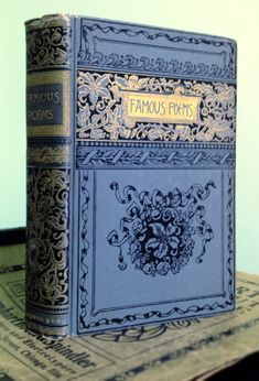 Antique Book Cover Digital Download. Another great idea for beautiful book covers - scan them!