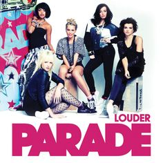 Louder by Parade
