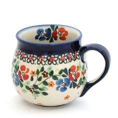 ポーリッシュポタリー/マグカップ 0.2L Ceramika Millena 1-16-b1 Ceramika Millena, http://www.amazon.co.jp/dp/B0079G02EW/ref=cm_sw_r_pi_dp_X5hlrb0WECY1Q