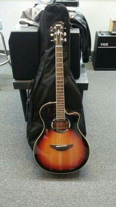 My Yamaha Guitar :)