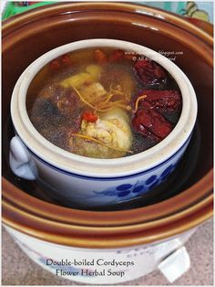 Cuisine Paradise | Singapore Food Blog - Recipes - Food Reviews - Travel: 4 Quick Recipes On Soup And Dishes