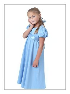 custom boutique WENDY dress $74.00, via Etsy.