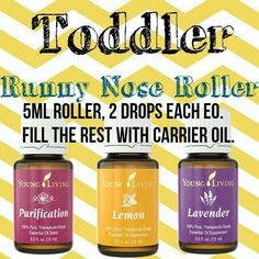 Toddler runny nose roller ball *** I used this on S *** Essential Oils For Cough, Essential Oil Uses, Natural Essential Oils, Young Living Essential Oils, Way Of Life, Osho, Yl Oils, Doterra Oils, Runny Nose