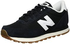 sports shoes 2013e 6eec6 New Balance Women s WL501 Sneaker, Black Black, 8.5 B US .