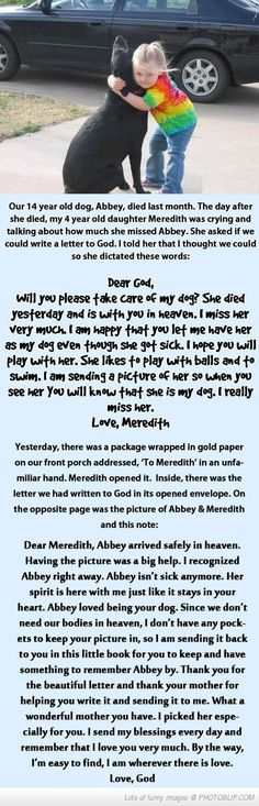 One Of The Most Touching Stories...