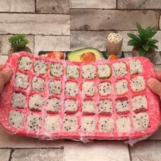 Food Discover The cubes of sushi! Sushi ready in a minute! The cubes of sushi! Sushi ready in a minute! Appetizer Recipes Appetizers Asian Recipes Healthy Recipes Snacks Für Party Food Art Love Food Tapas Food To Make Asian Recipes, Healthy Recipes, Healthy Snacks, Snacks Für Party, Creative Food, Food Art, Love Food, Food Videos, Tv Videos