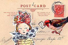 Carte Postal I Claire Fletcher