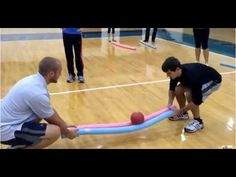 12 Fun Physical Education Games - YouTube #adaptedphysicaleducation