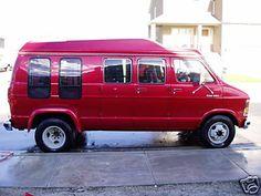 Ford Dually Van Conversion | dually van