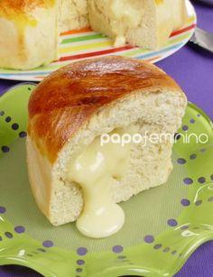rosca de leite condensado - Google Search