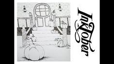 INKTOBER 2016 #24: One Dozen | Matilda Fryxell | Art https://www.youtube.com/watch?v=MaUYaeNjGtw