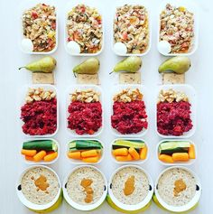 5 Instagrammers to Follow If You're Trying to Get Better at Meal Prep — On Trend