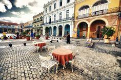 Plaza Vieja, Havana, CUBA | Flickr