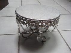 "DIY: ""Opulent Treasures"" Cake Stand - Project Wedding"