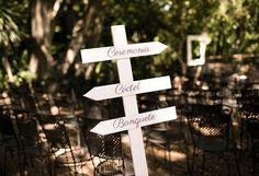 Organización  Los encargados de que todo saliera a la perfección fueron los profesionales de Si!Quiero Wedding Planners.