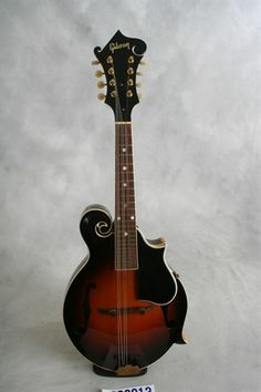 Gibson (used, 1949) F-12 Mandolin - Mandolin Brothers, Ltd. - note the post-war Gibson logo