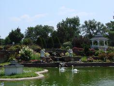 Sunset Memorial Park, Danville, Illinois