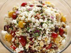 Mediterranean Orzo Salad recipe from Ree Drummond via Food Network