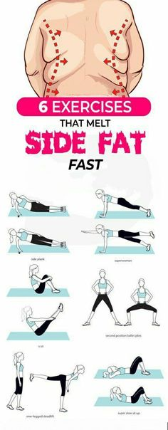 6 Exercises That Melt Side Fat Fast 6 Exercises That Melt Side Fat Fast Enya Baumhauer enyabaumhauer Fitness workouts bungen die schnell und zuverl ssig sog Engelsfl gel Seitenfett nbsp hellip and Fitness gym Back Fat Workout, At Home Workout Plan, At Home Workouts, Workout Abs, Side Workouts, Exercises For Side Fat, Fitness Workouts, Fitness Motivation, Anytime Fitness Workout