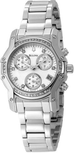 Bulova Women's 96R138 Diamond Dial Watch, Disclosure: Affiliate Link *$240.00 - 249.95