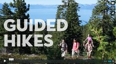 Perfect for a weekend retreat with the family or trekking solo, Northstar California's guided hikes are a wonderful opportunity to learn more about Northstar's natural history, flora, fauna, and hiking trails in a healthy and entertaining way.