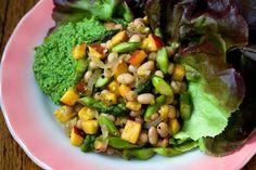 Vegan Portland Porch Lettuce Wraps #vegan