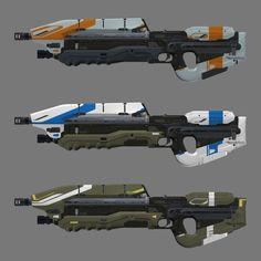 THE HUBBELL TELESCOPE : Halo 5 Concept Art