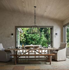 :: Havens South Designs :: loves this rustic country space from CASA TRÈS CHIC: Janeiro 2013