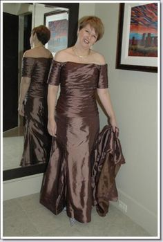 41bd4ce59f7c Style 1000 - Giselle from Canada in a short sleeve mother of the bride dress  from Darius USA
